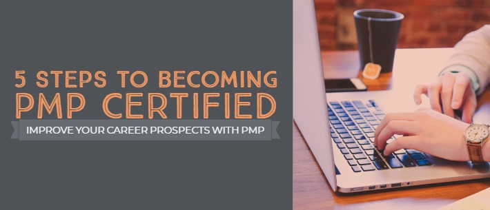 5 Steps to Becoming PMP Certified