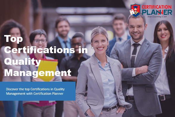 Top Certifications in Quality Management