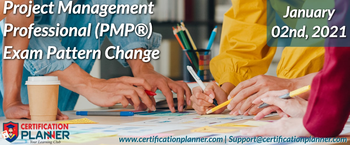 PMP Exam Update 2021: Everything you need to know