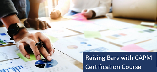 Raising Bars with CAPM Certification Course ( Case Study)