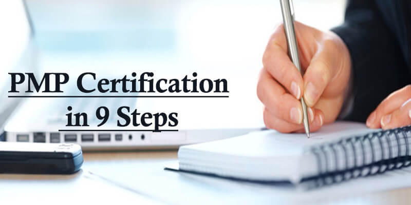 How to get the PMP Certification in just 9 Steps
