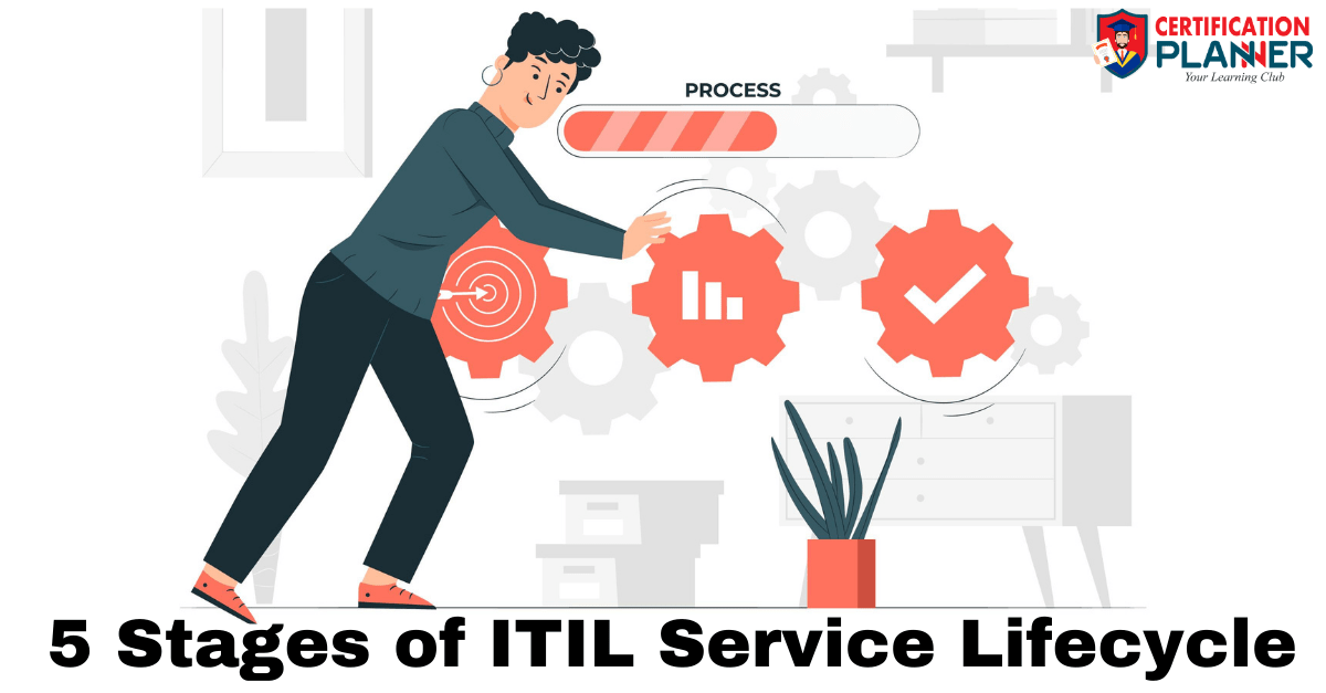 5 Stages of ITIL Service Lifecycle