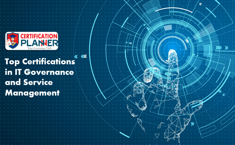 Top Certifications in IT Governance and Service Management