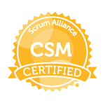 CSM®  Certification Training